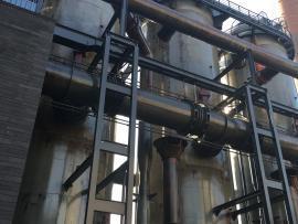 Refurbishment of old factories