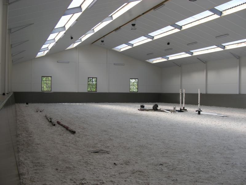 Big Warehouse Fine Painting Interior